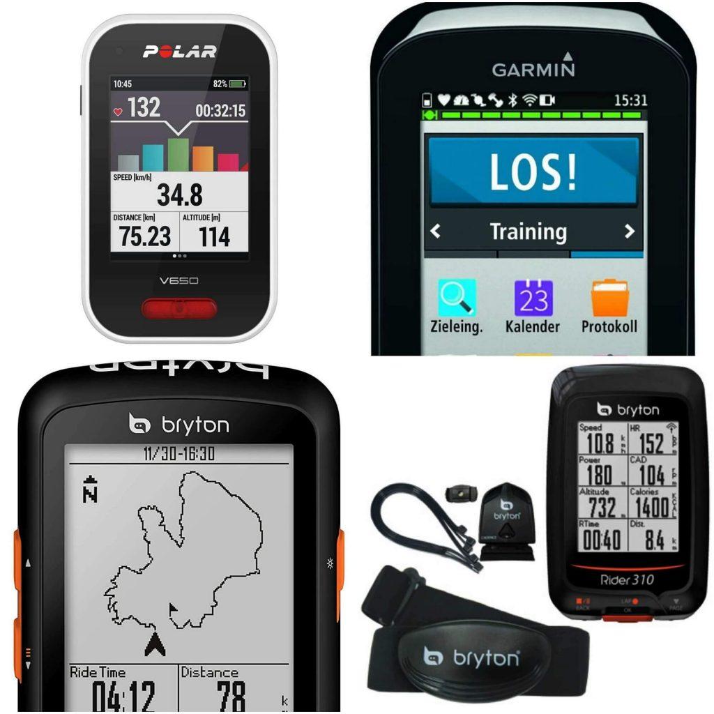 I migliori ciclocomputer GPS in base alla fascia di prezzo