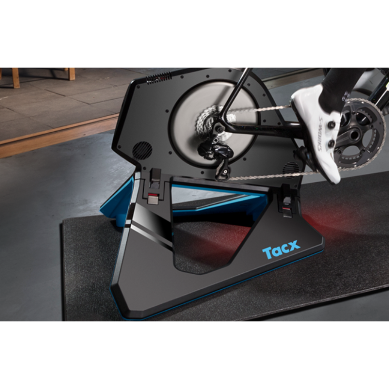 home trainer tacx neo 2t smart test luce