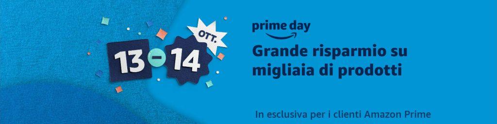 Amazon Prime Day 2020 ufficiale: 13 e 14 Ottobre, tutti i dettagli