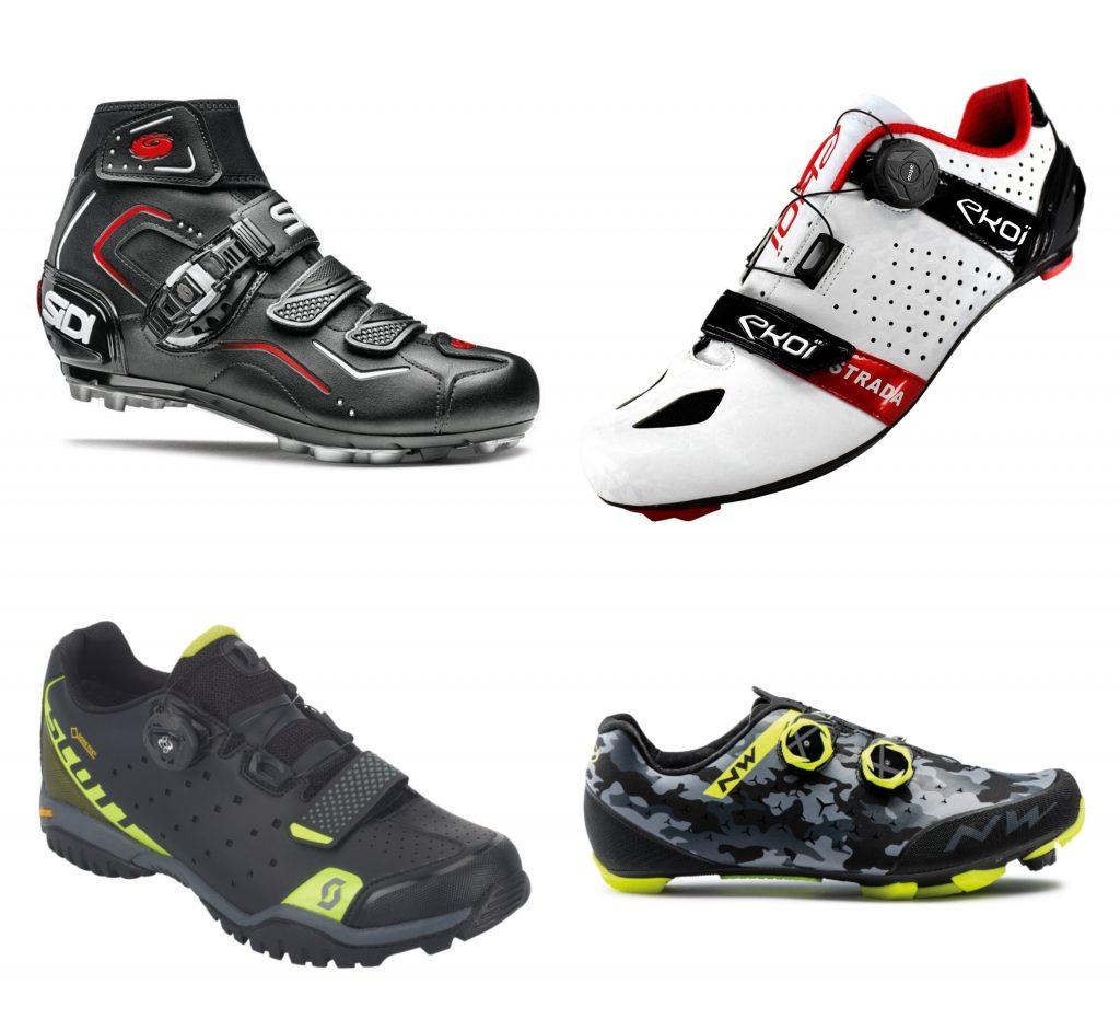 Come scegliere le scarpe da ciclismo